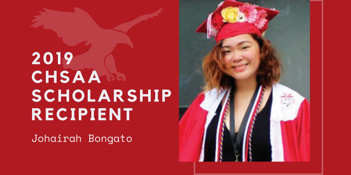 CHSAA Scholarship Recipient
