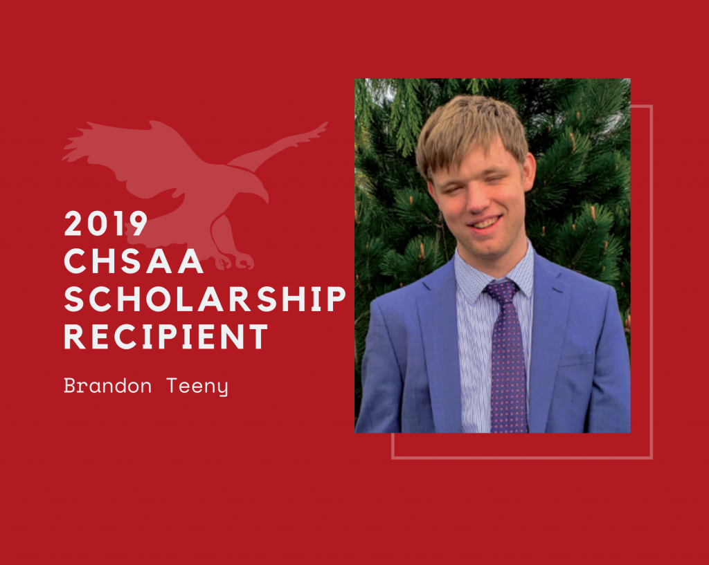 CHSAA Scholarship Recipient