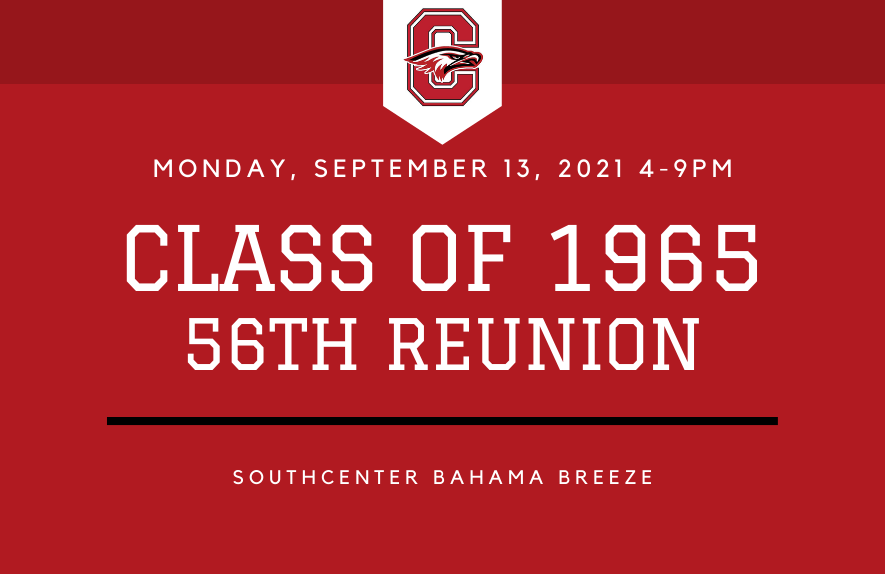 CHS 1965 Reunion 2021