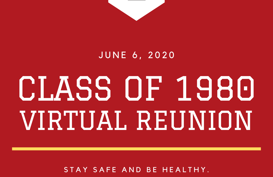 1980 CHS Virtual Reunion