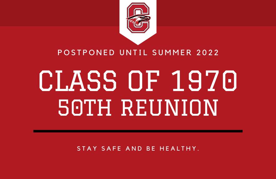 CHS Class of 1970 Reunion