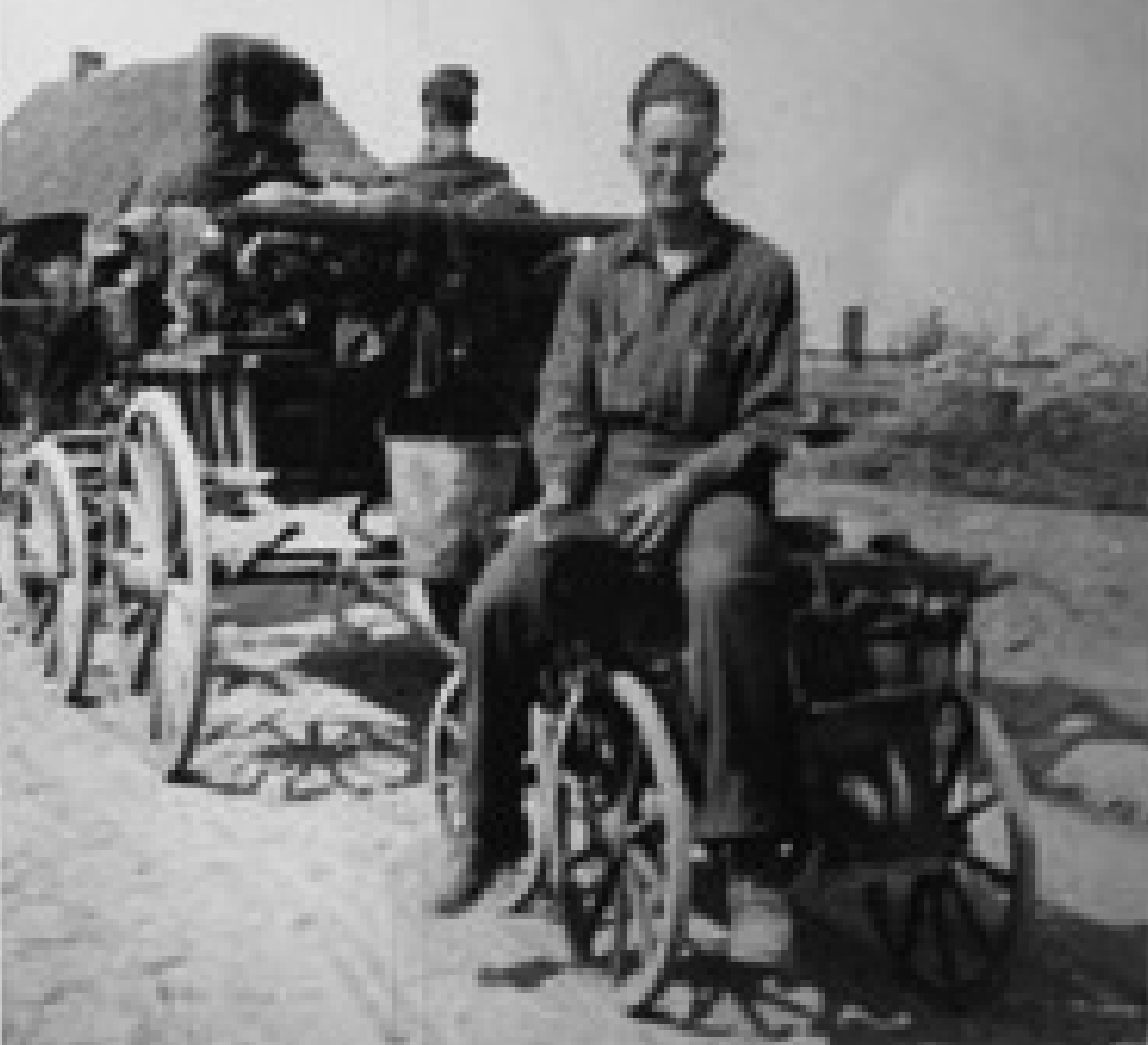 Murele Ipsen '43 — on his way to the Western Front