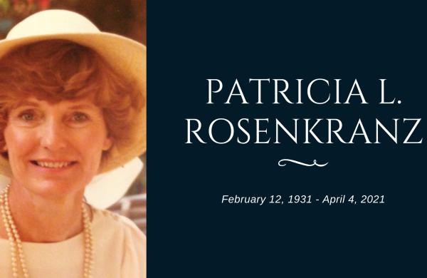 Patricia Rosenkranz