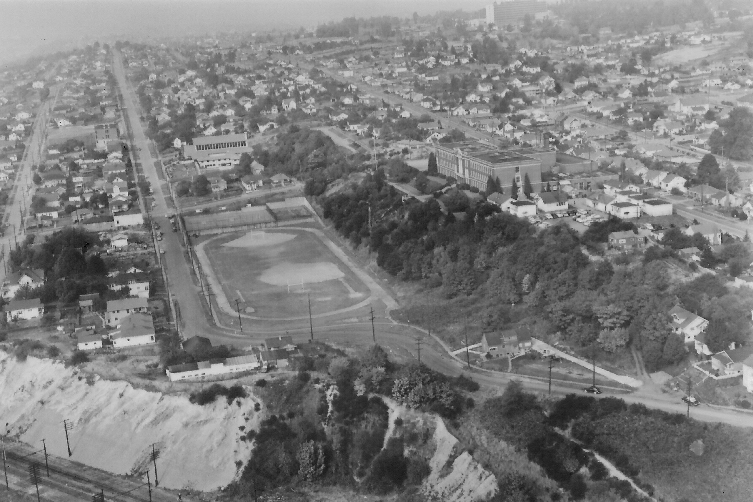 early aerial